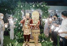 Wedding of Uti & Auzan 12 Mar 2021 by Laguna Park