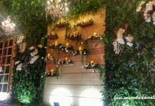 Wedding Amanda dan Dana -  Rustic Garden by Fucia Amaranta