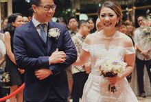 Candid Wedding - Adel & Ivan by Lensed by HR