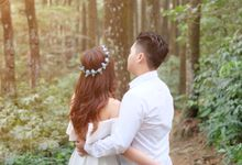 Couple - Celine & Lucky by Lensed by HR
