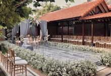 The Wedding Of Avilia & Ananta by Daydreaming Works