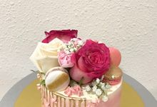 Wedding cakes by Giebakes