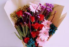 S epanouir D Anniversaire by Floral Story Int