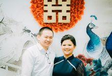 Vero & Ferry Wedding Coverage by SABIPOTO