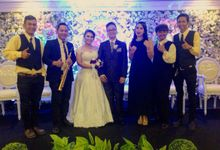 Welly & Nerra Wedding by D'elz Music