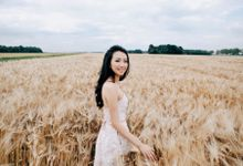 The Engagement Session of Roy & Olivia by Lavene Pictures