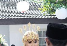 Syifa & Karim by ProjectDEA Wedding Planner