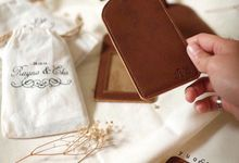 Rayna & Eka Wedding Souvenirs by Yuo And Leather