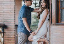 Ken & Angeline Prenuptial Shoot by Makeup by Stephanie Paras