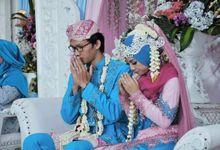 Arif & Shinta Wedding by Farisa Wedding Organizer