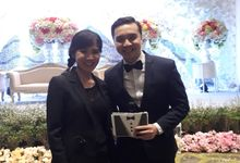 The Wedding Of Albert & Stacey by MC ADI CHANDRA