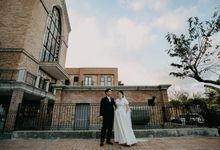 Chitoy and Marie - Wedding by Erwin Leyros Photography