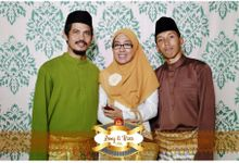 LONY & RIZA by Venue Photobooth