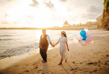 Pisel & Rieska's Prewedding by Nika di Bali