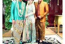 Mc wedding by Bagus Au