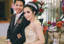 Farah & Zakki Wedding by Akuwedding