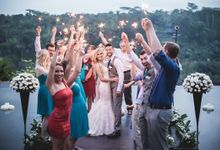 Lissa & Ben @Kupu-Kupu Barong Ubud by Kiss Mrs Wedding Planner