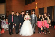 Wedding Julius & Ramona by Holy Organizer