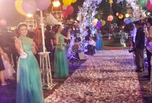 The Wedding Witono & Dessy  by Luve WO