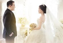 Nico And Melissa Prewedding Shoot by Robin Alfian Photography