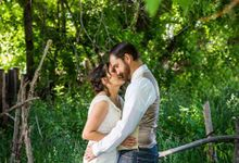 Smith Wedding - Abby And Jason by Parasol Photography