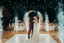 Wedding of Gorbi and Glorya by Hilton Bali Resort