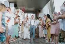 Melanie and Charles Wedding in Bali by Happy Bali Wedding