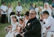 Wedding Mr And Mrs. Tantokusumo by WIKA BALI WEDDING & BRIDAL