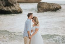 Amazing Beach Wedding in Bali by Happy Bali Wedding