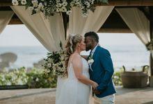 BRYDIE & FRANCIS WEDDING by WIKA BALI WEDDING & BRIDAL