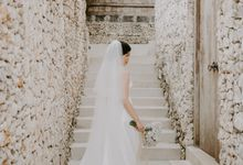 Gabe & Silvia Wedding by KAMAYA BALI