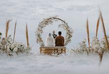 The Wedding of Gabe & Silvia Decoration by De Sketsa by KAMAYA BALI