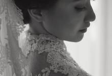 B&W Bride by GabrielaGiov