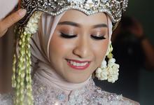 Sundanese Bride Vina by GabrielaGiov