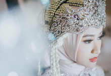 Rizky Vina Sundanese Wedding by GabrielaGiov