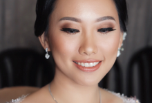 Cicile Batak Bride Holy Matrimony Look by GabrielaGiov
