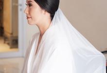 Holy Matrimony Look for Stella Lesmana by GabrielaGiov