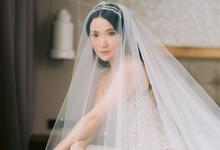 Silver & Alvin's Wedding Day by GabrielaGiov