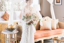 The Wedding of Hamish & Eva by GAËTA Bridal Couture