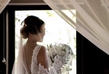 The Wedding of Patrick & Emelia by GAËTA Bridal Couture