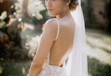 Nia's Wedding by GAËTA Bridal Couture