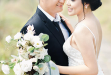 Lovely pre-wedding photoshoot of Chris & Sharon  by GAËTA Bridal Couture