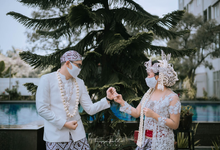 pandemic wedding  by gaia designku