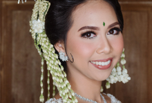 Sundanese brides by GAL makeup