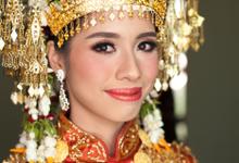Minang, Palembang, Batak & Aceh by GAL makeup