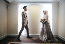 Ayya & Irwin Beautyshoot Session at Grand Mahakam by GoFotoVideo