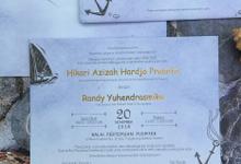 Hikari & Randy by Galeri Vinni