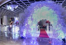 Wedding Mr. William & Ms. Grace at Ciputra Artpreneur by Ciputra Artpreneur
