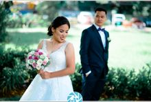 Wedding of Arado & Romero by J Robles Images