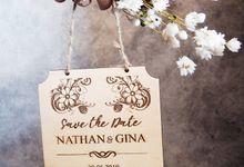 Sario Wedding - souvenir suvenir custom pernikahan gantungan ultah by Mendekor